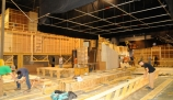 Stageworks set construction